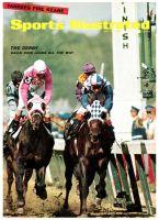 Sports Illustrated, May 16, 1966 - Kauai King horseracing Kentucky Derby