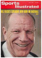 Sports Illustrated, May 17, 1965 - Bill Veeck Baseball