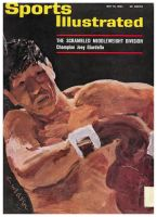 Sports Illustrated, May 18, 1964 - Middleweight Division
