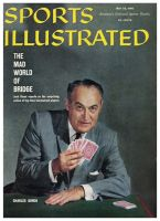 Sports Illustrated, May 23, 1960 - The Mad World of Bridge