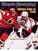 Sports Illustrated, May 24, 1976 - Larry Robinson, Montreal Canadiens