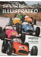 Sports Illustrated,  May 25, 1959 -Indianapolis 500