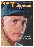 Sports Illustrated, May 25, 1964 - Frank Howard, LA Dodgers