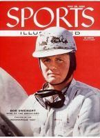 Sports Illustrated, May 28, 1956 - Bob Sweikert