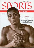 Sports Illustrated, June 4, 1956 - Floyd Patterson