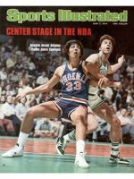 Sports Illustrated, June 7, 1976 - Adams and Cowens, NBA Basketball