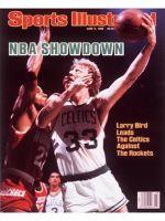 Sports Illustrated, June 9, 1986 - Larry Bird, Boston Celtics