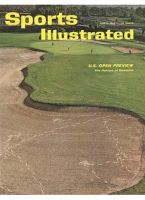 Sports Illustrated, June 11, 1962 - US OPEN PREVIEW
