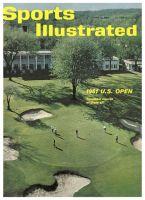 Sports Illustrated, June 12, 1961 - U.S. Open Golf