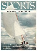 Sports Illustrated, June 13, 1955 - Windigo, Ocean racer, skippered by Magnus Johnson