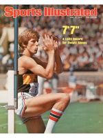 Sports Illustrated, June 14, 1976 - Dwight Stones, High Jump