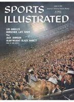 Sports Illustrated,  June 15, 1959 -Jack Johnson