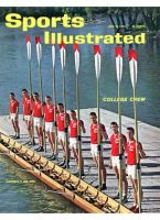 Sports Illustrated, June 18, 1962 - Cornell Big Red