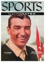 Sports Illustrated, June 20, 1955 - Ed Furgol