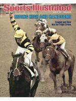 Sports Illustrated, June 20, 1977 - Seattle Slew, Triple Crown