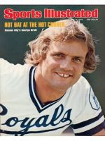 Sports Illustrated, June 21, 1976 - George Brett, KC Royals