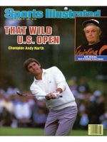 Sports Illustrated, June 24, 1985 - Andy North, PGA Golfer