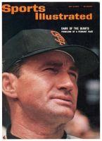 Sports Illustrated, July 6, 1964 - Alvin Dark, SF Giants