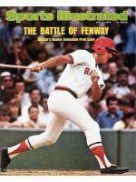 Sports Illustrated, July 7, 1975 - Fred Lynn, Boston Red Sox