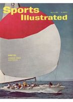 Sports Illustrated, July 9, 1962 - America's Cup yachting