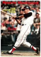 Sports Illustrated, July 11, 1966 - Baltimore Orioles' Andy Etcheberren