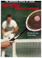 Sports Illustrated, July 13, 1964 - Bill Talbert