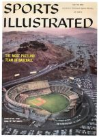 Sports Illustrated, July 18, 1960 - San Francisco Giants
