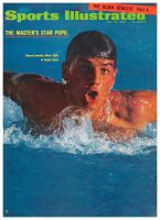 Sports Illustrated, July 22, 1968 - Mark Spitz