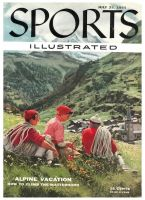 Sports Illustrated, July 25, 1955 - Marylee Davey