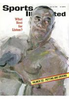 Sports Illustrated, July 29, 1963 - Sonny Liston