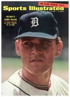 Sports Illustrated, July 29, 1968 - Detroit's Denny McLain