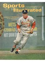 Sports Illustrated, July 30, 1962 - Ken Boyer, St. Louis Cardinals