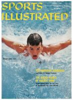 Sports Illustrated, August 1, 1960 - Mike Troy Swimmer; PGA GOLF