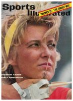 Sports Illustrated, August 5, 1963 - Nancy Vonderheide