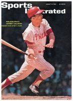 Sports Illustrated, August 10, 1964 - Johnny Callison