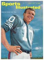 Sports Illustrated, August 17, 1964 - Don Trull, Houston Oilers