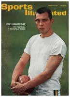Sports Illustrated, August 19, 1963 - Ron Vanderkelen