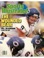 Sports Illustrated, August 24, 1987 - Jim McMahon, Chicago Bears