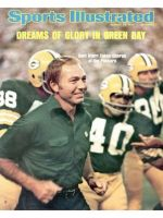 Sports Illustrated, August 25, 1975 - Bart Starr, Green Bay Packers