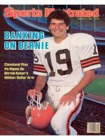 Sports Illustrated, August 26, 1985 - Bernie Kosar, Cleveland Browns