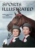 Sports Illustrated, August 27, 1956 - Dorris/Gissy, Horse Show