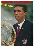 Sports Illustrated, August 29, 1966 - ARTHUR ASHE
