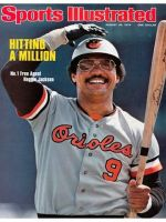 Sports Illustrated, August 30, 1976 - Reggie Jackson, Baltimore Orioles