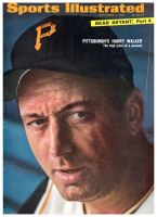 Sports Illustrated, September 5, 1966 - Harry Walker