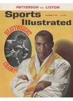 Sports Illustrated, September 17, 1962 - Sonny Liston