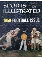 Sports Illustrated,  September 21, 1959 -VIRGINIA TECH