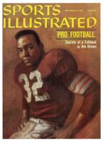 Sports Illustrated, September 26, 1960 - Jim Brown, Cleveland Browns