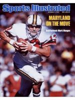 Sports Illustrated, October 4, 1976 - Mark Manges, Maryland Terrapins