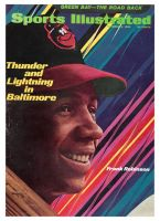 Sports Illustrated, October 6, 1969 - Frank Robinson