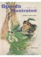 Sports Illustrated, October 8, 1962 - Philadelphia Eagles' Tommy McDonald